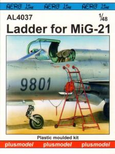 Plus Model Ladder for MiG-21