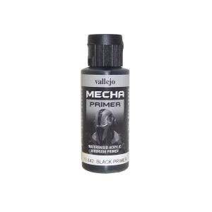 Vallejo Mecha Primer, Black 60ml