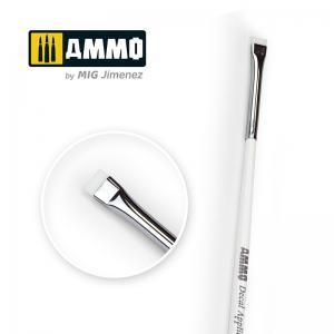 Ammo Mig Jimenez 3 AMMO Decal Application Brush