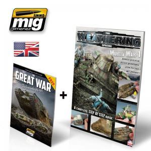 Ammo Mig Jimenez The Weathering Magazine, special: World War I