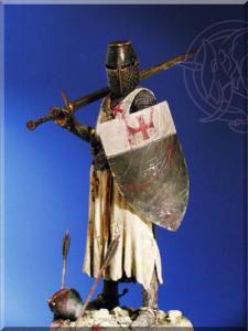 Romeo Models Templars Knight