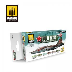Ammo Mig Jimenez COLD WAR VOL. 2 SOVIET FIGHTER-BOMBERS SET