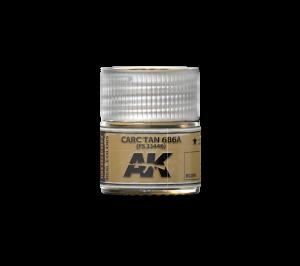 AK Interactive Carc Tan 686A 10ml