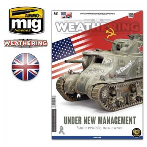 Ammo Mig Jimenez The Weathering Magazine #24, Under New Management