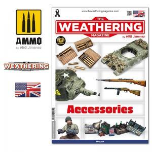 Ammo Mig Jimenez The Weathering Magazine # 32 - Accessories