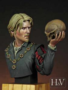 Heroes & Villains Hamlet Prince of Denmark 1/12