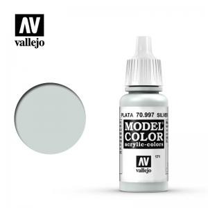 Vallejo Model Color 171 - Silver