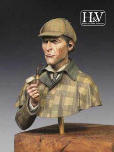 Heroes & Villains Sherlock Holmes 1/12
