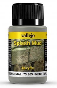 Vallejo Industrial Splash Mud 40 ml