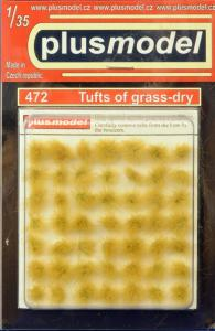 Plus Model Tufts of grass (dry)