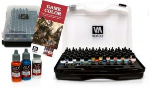 Vallejo Game Color Basic Case (x72)