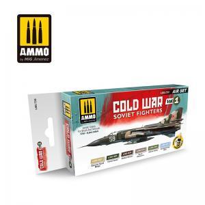Ammo Mig Jimenez COLD WAR VOL.1 SOVIET FIGHTERS SET