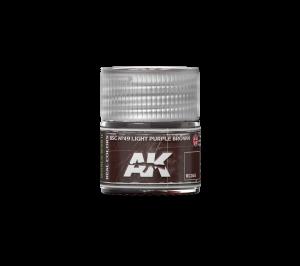 AK Interactive BSC Nº49 Light Purple Brown 10ml