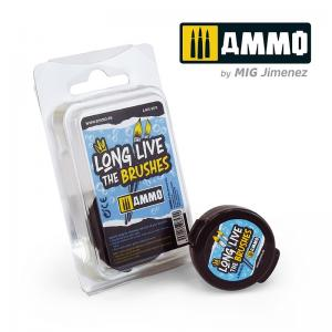 Ammo Mig Jimenez Long Live the Brushes - Special soap for cleaning and care of your brushes