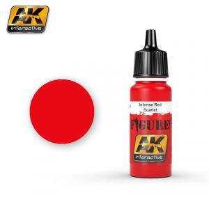 AK Interactive INTENSE RED / SCARLET