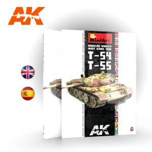 AK Interactive MODELING T54 – T55 MINIART