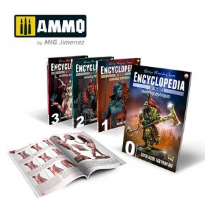 Ammo Mig Jimenez Complete Encyclopedia of Figures