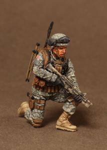 Soga Miniatures American sniper-sporter 82-st Airborne Division