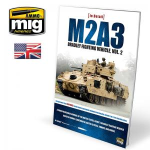 Ammo Mig Jimenez M2A3 Bradley Fighting Veh. in Europe in Detail vol.2