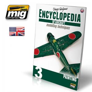 Ammo Mig Jimenez Encyclopedia of Aircraft Modelling Techniques vol 3: Painting