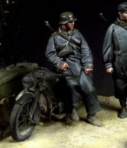Bodi German motorcyclist #2