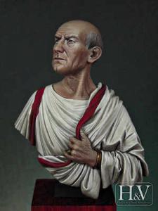 Heroes & Villains Roman Senator 1/12