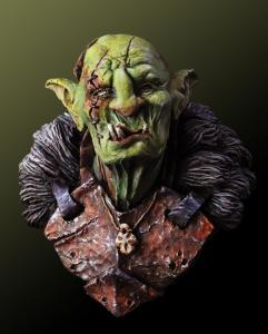 Michael Kontraros Brock the Orc 1/10