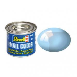 Revell Blue, clear