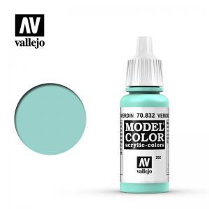 Vallejo Model Color 202 - Verdigris Glaze