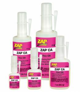 Zap ZAP CA Glue 7gr rosa