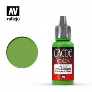Vallejo Game Color - Escorpena Green