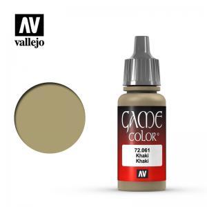 Vallejo Game Color - Khaki