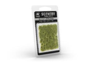 Vallejo WILD TUFT - DENSE GREEN 6 MM