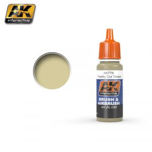 AK Interactive FRESHLY CUT TIMBER 17 ml