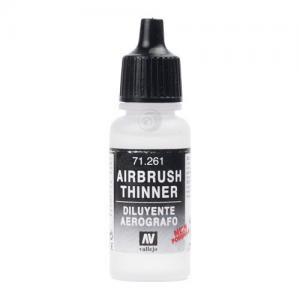 Vallejo Airbrush Thinner, 17 ml