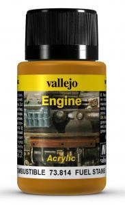 Vallejo Fuel Stains 40 ml
