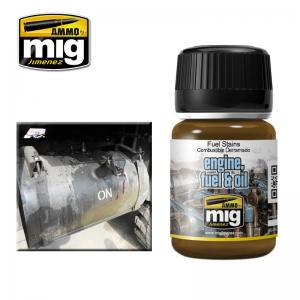 Ammo Mig Jimenez Enamel Effects - Fuel Stains