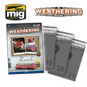 Ammo Mig Jimenez The Weathering Magazine #18, Real