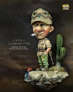 Nuts Planet German DAK