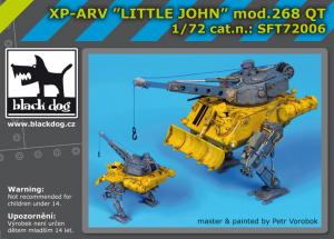 Black Dog XP-ARV Litle John (sci-fi)