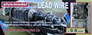 Plus Model Lead Wire 0,8 mm
