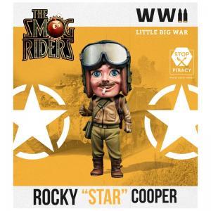 """Scale75 ROCKY """"STAR"""" COOPER"""