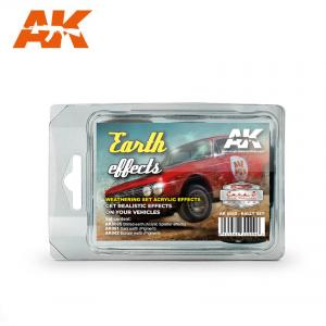 AK Interactive Earth Effects (Rally Set)