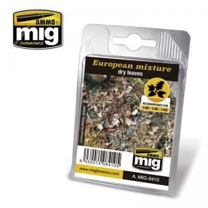Ammo Mig Jimenez European Mixture - Dry Leaves