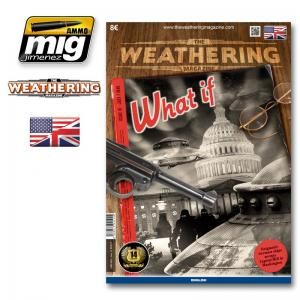 Ammo Mig Jimenez The Weathering Magazine #15, What if
