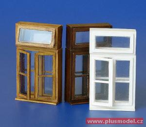Plus Model Windows - Set I