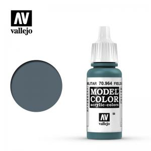 Vallejo Model Color 058 - Field Blue