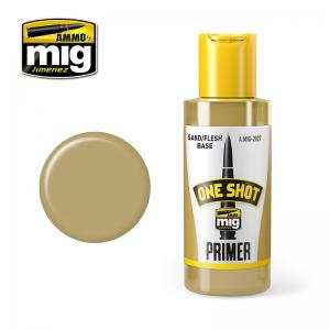 Ammo Mig Jimenez One Shot Primer – Sand/Flesh, 60ml