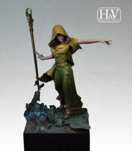 Heroes & Villains Morgana of Avalon 75mm