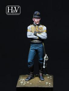 Heroes & Villains Hussar de la Princesa 1884 54mm